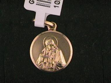 10ky Communion Charm