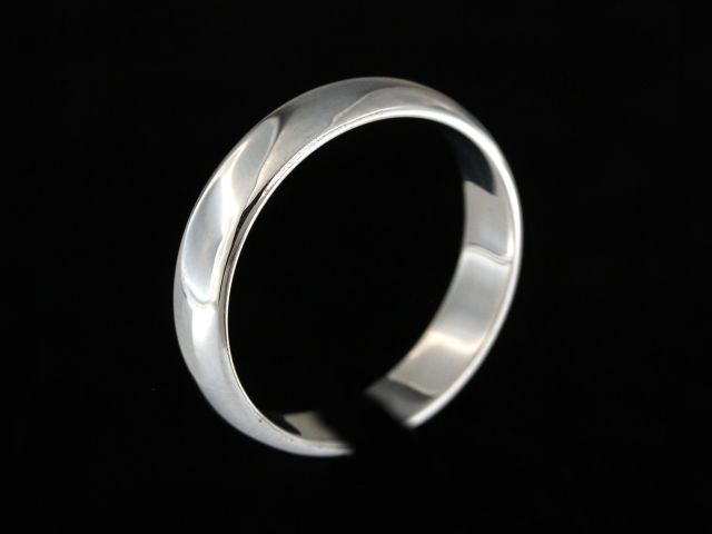 5 mm Platinum Wedding Band