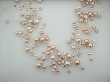 Freshwater Pearls On Cord