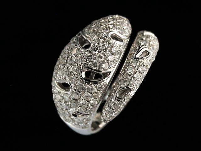 14kt Fancy Diamond Ring