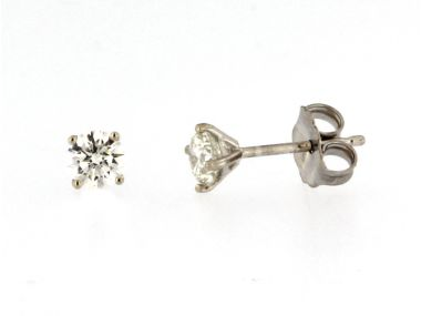 0.54 ctw Diamond Studs
