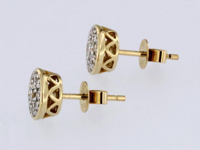 0.75 ctw Diamond Earrings