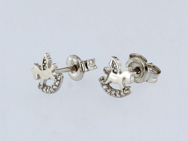 Rocking Horse Earrings