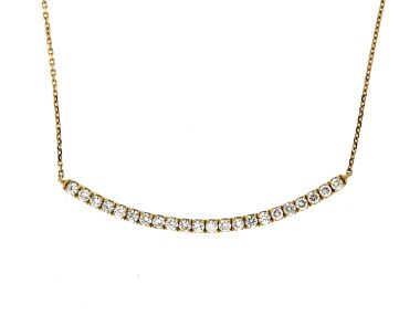 0.76 ctw Diamond Necklace