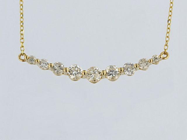 0.55 ctw Diamond Necklace