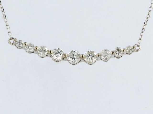 0.55 ctw Diamond Necklace