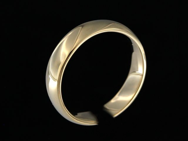 4.50 mm Gold Band