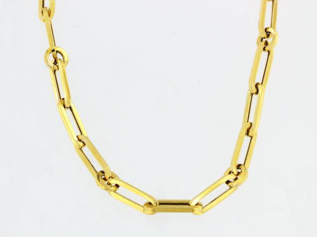 14KT Fancy Chain
