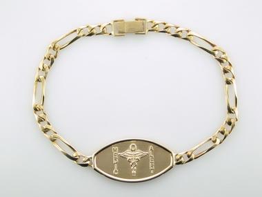 10KT Medic Bracelet