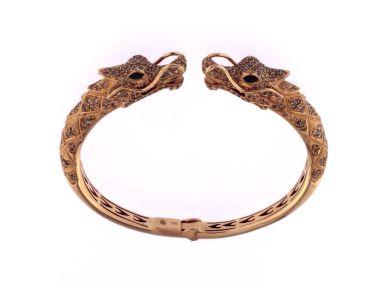 18KT Chinese Dragon Bracelet