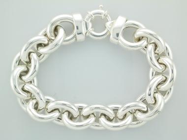 Italian Silver Bracelet