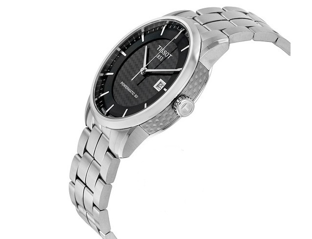 Tissot Carbon Automatic Gent's Watch
