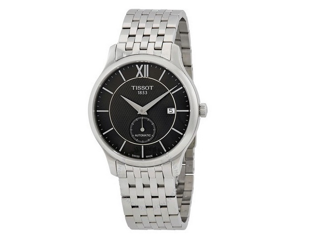 Tissot Black Dial Automatic Men's Watch