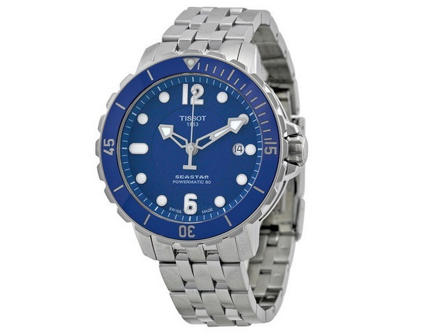 Tissot SeaStar Automatic Men's Watch