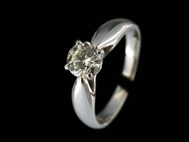 0.82 ct Engagement Ring