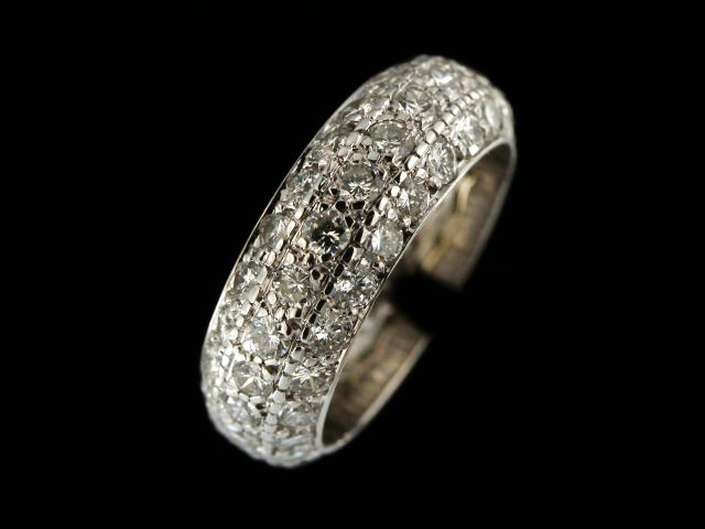 3.15 ct Eternity Band