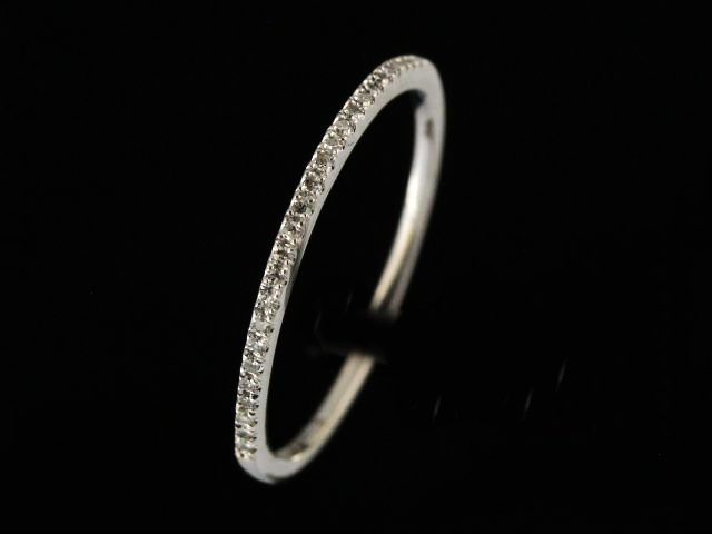 0.07 ctw Diamond Band