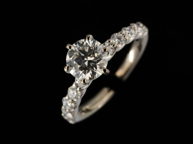 1.54ctw Engagement Ring