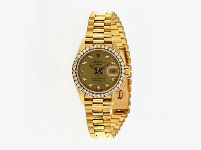 Ladies Rolex President
