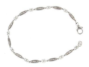 10KT Diamond Bracelet