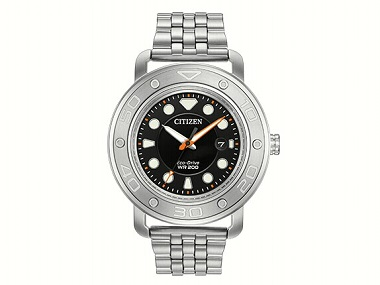 Gents Eco Drive Watch