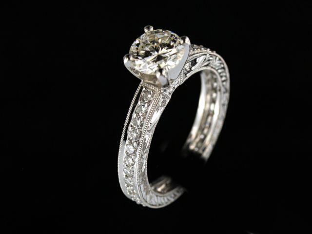 1.05 ct Engagement Ring