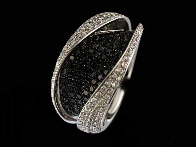 1.71ctw Fancy Diamond Ring