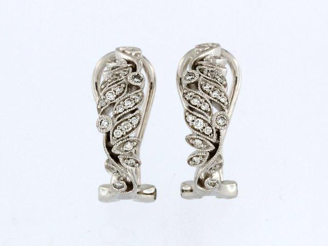 Filigree Style Earrings