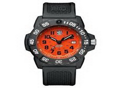 Luminox Scott Cassell UVP Quartz Watch