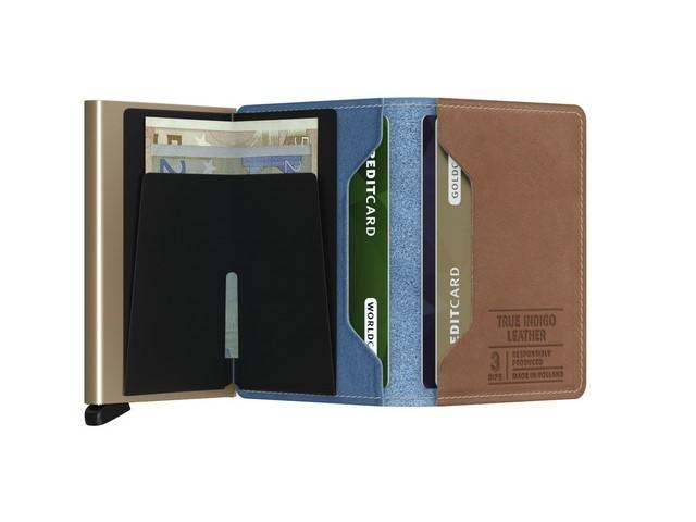 Indigo 3 Slim Wallet