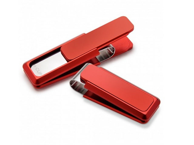 Red Ultra Light M Clip