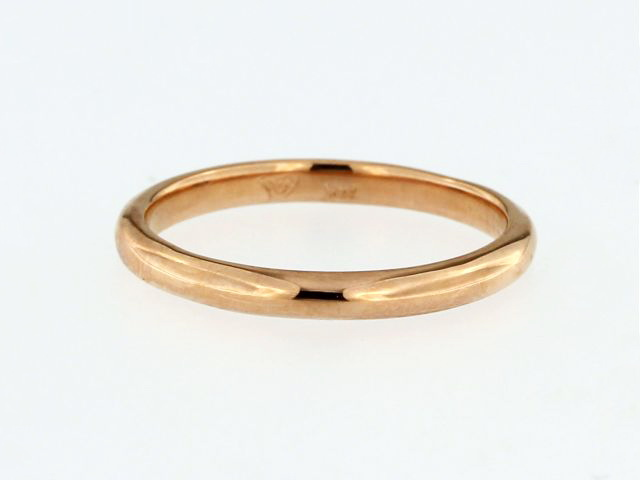 14KT Rose Gold Band