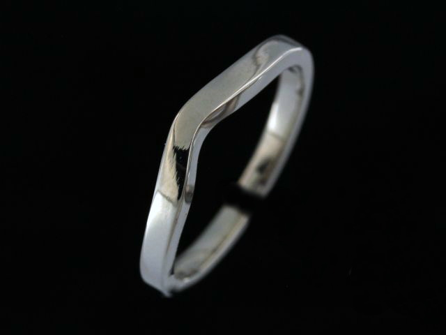 14KT Fitted Wedding Band