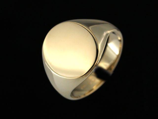 Medium Signet Ring