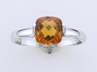14kt Citrine Ring