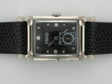 14kt White Gold Gruen Watch