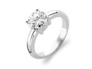 Cubic Zirconia Ring
