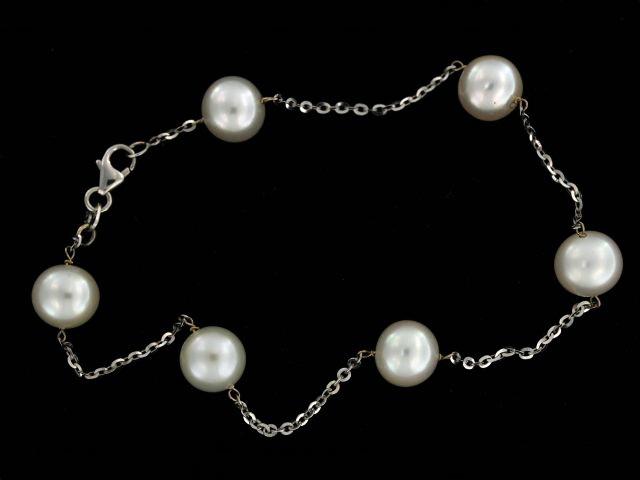 8 inch Pearl Bracelet