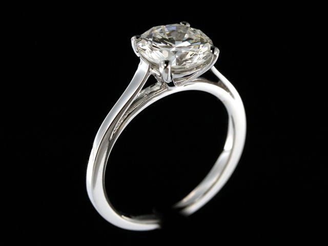 1.86 ct Engagement Ring