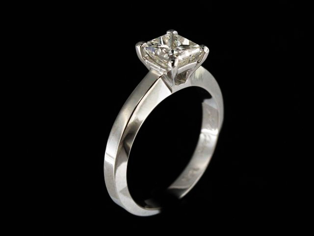 1.11 ct Engagement Ring