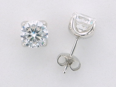 Silver and Cubic Studs