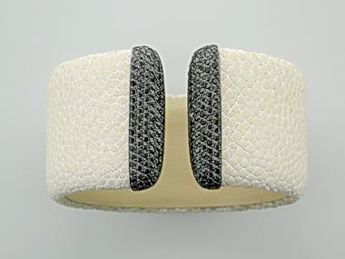 Sting Ray Cuff Bracelet