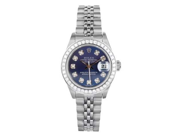 Ladies Rolex Oyster Perpetual Datejust
