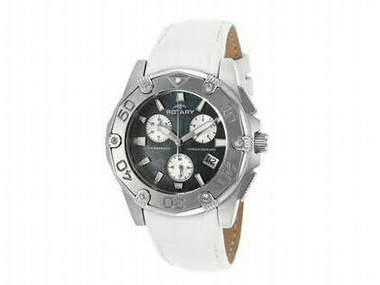 Ladies Chronograph Rotary Watch