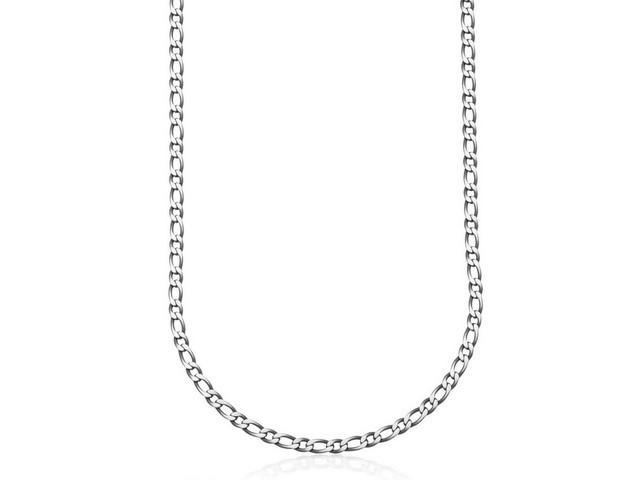 Steel Figaro Chain