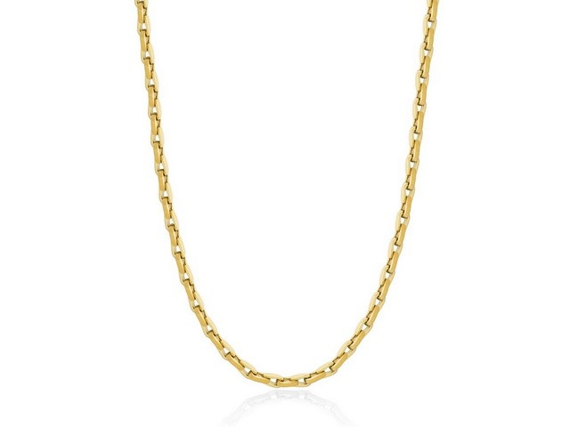 Gold Plated Steel Chain