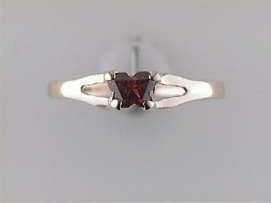 10ky January Butterfly Ring
