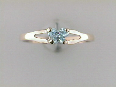 10ky March Butterfly Ring