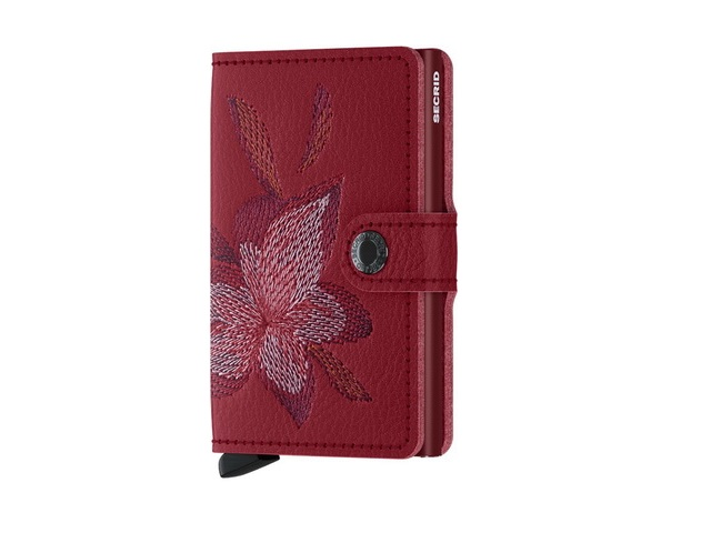 Magnolia Secrid Wallet