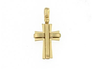 14KT Gold Cross